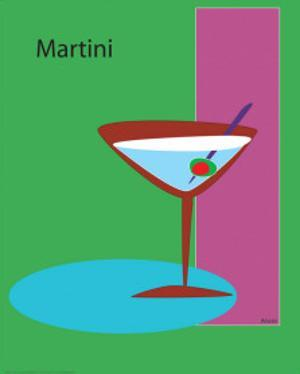 Martini in Green by ATOM