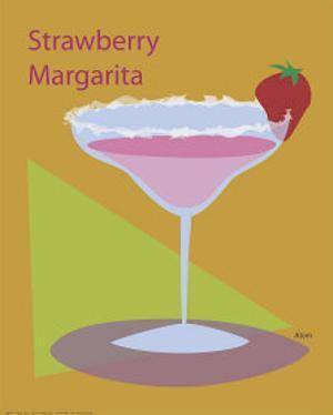 Strawberry Margarita by ATOM