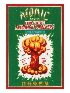 Atomic Brand Extra Selected Flashlight Crackers