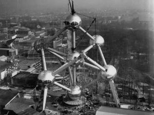 Atomium, Symbol of Brussels World's Fair