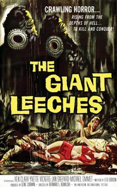 Attack Of The Giant Leeches - 1959 II