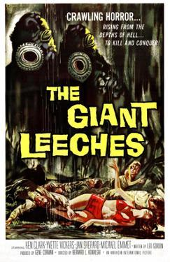 Attack of the Giant Leeches (aka the Giant Leeches), 1959