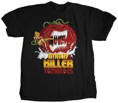 Attack of the Killer Tomatoes - Movie Poster