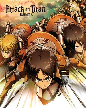 Attack On Titan- Attack