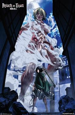 Attack on Titan - DVD