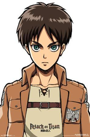 Attack On Titan- Eren