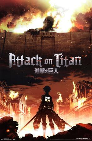 Attack On Titan - Fire