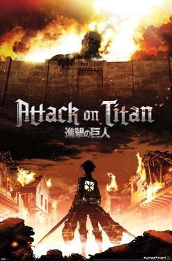 ATTACK ON TITAN - FIRE