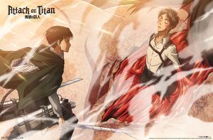 Attack On Titan- Misty Shift