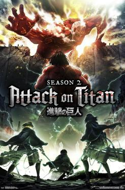 ATTACK ON TITAN - SEASON 2 TEASER