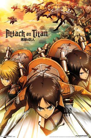 Attack On Titans - Attack