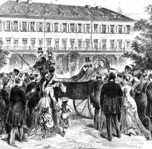Attempted Assasination of Wilhelm I
