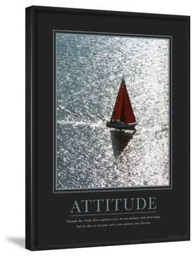 Attitude: Sailing
