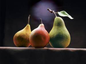 Three Pears by ATU Studios