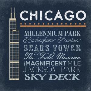 Chicago - Sears Tower by Aubree Perrenoud