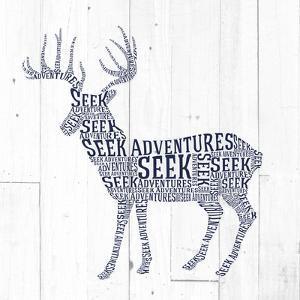 Deer Shiplap by Aubree Perrenoud