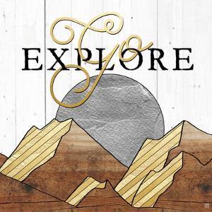 Go Explore by Aubree Perrenoud