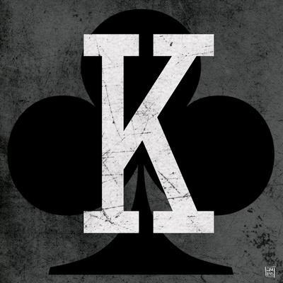 King of Clubs Gray