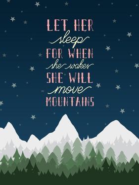 Let Her Sleep by Aubree Perrenoud