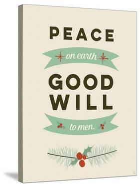 Peace on Earth by Aubree Perrenoud