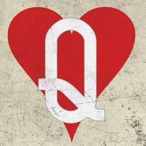 Queen of Hearts Antique by Aubree Perrenoud