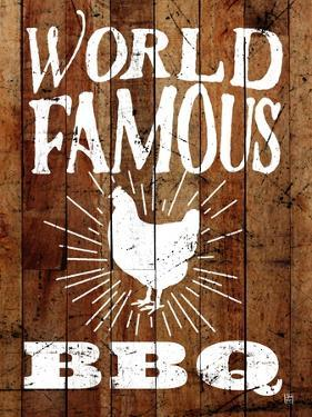 World Famous Bbq by Aubree Perrenoud