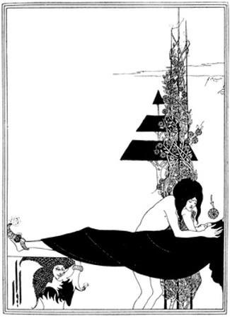 A Platonic Lament by Aubrey Beardsley