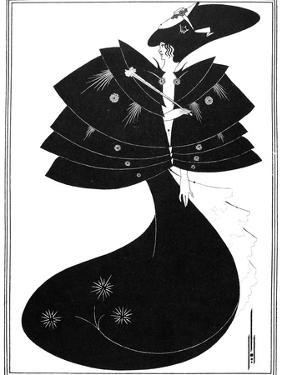 Beardsley: Salome by Aubrey Beardsley