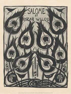Illustration to Salome by Oscar Wilde, 1906–7 by Aubrey Beardsley