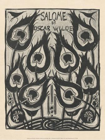 Illustration to Salome by Oscar Wilde, 1906–7 by Aubrey Beardsley