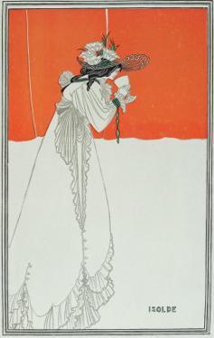 Isolde Drinking the Poison by Aubrey Beardsley