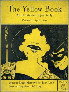 Masquerade Beardsley by Aubrey Beardsley