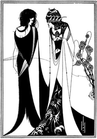 Play, Wilde, Beardsley by Aubrey Beardsley