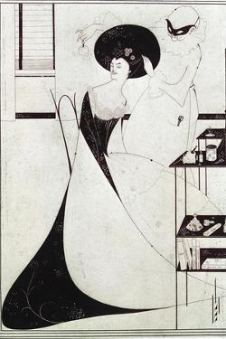 Salome's Toilette, 1894 by Aubrey Beardsley