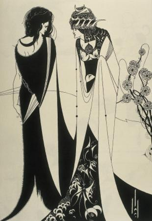 Salome by Aubrey Beardsley