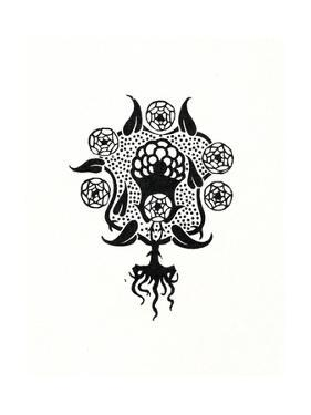 Small Design for the Front Cover of 'salome', 1899 by Aubrey Beardsley