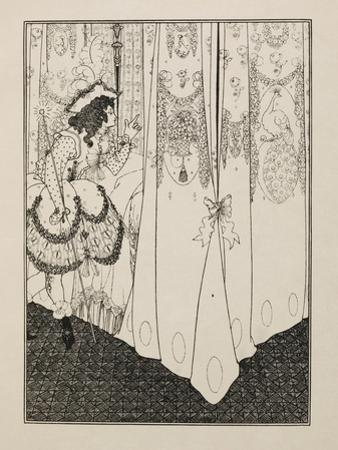 The Dream by Aubrey Beardsley