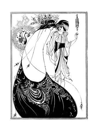 a98179a7603 Affordable Aubrey Beardsley Posters for sale at AllPosters.com