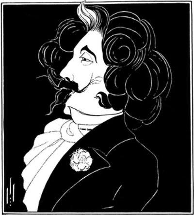 Whistler by Aubrey Beardsley