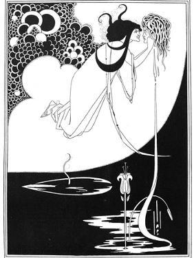 Wilde: Salome by Aubrey Beardsley