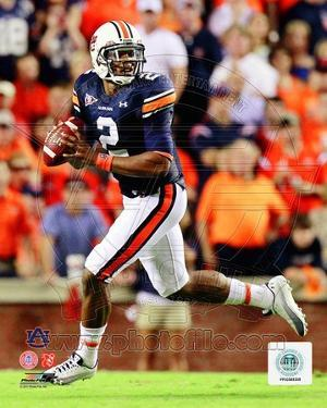 Auburn Tigers - Cam Newton Photo