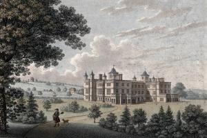Audley End House, Saffron Walden, Essex, 1781
