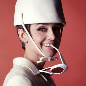 "Audrey Hepburn. ""How To Steal A Million"" [1966], Directed by William Wyler."