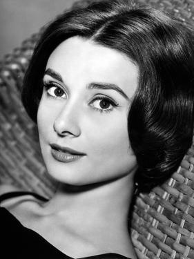 """Audrey Hepburn. """"Love In the Afternoon"""" 1957, Directed by Billy Wilder"""