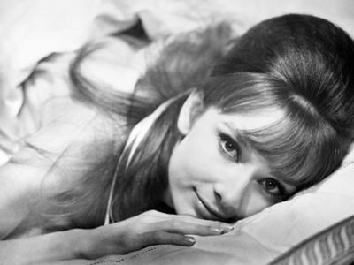 "Audrey Hepburn. ""Together In Paris"" 1964, ""Paris-when It Sizzles"" Directed by Richard Quine"