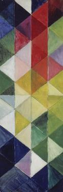 Coloured Squares, 1913 by August Macke