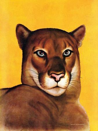 """Mountain Lions,""September 25, 1937"