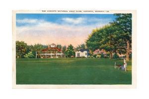Augusta National Golf Club House, C1935