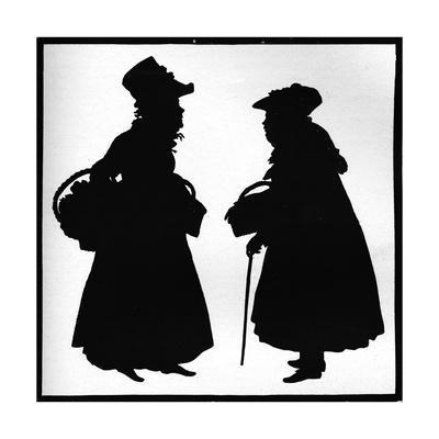 'Bath Characters', c1832