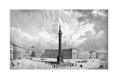 St Petersburg Square